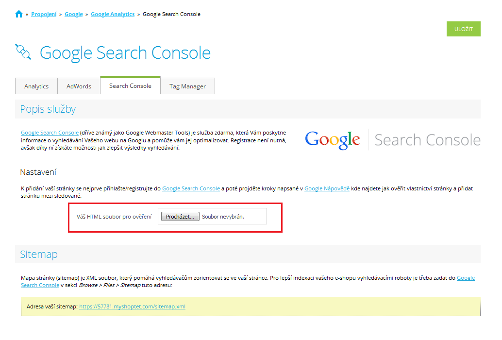 google-search-console-shoptet
